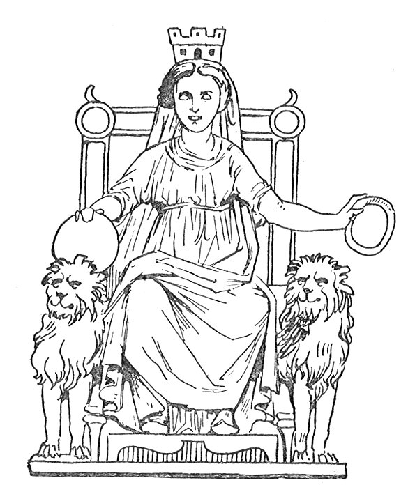 The Syrian Goddess Translation And Notes