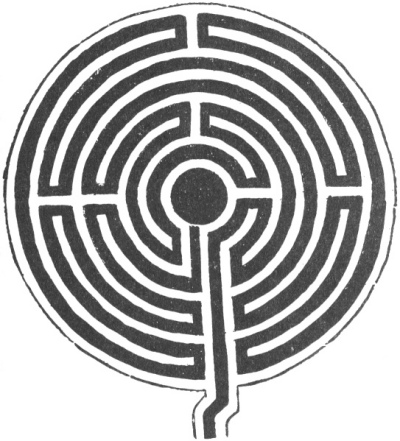 Architecture Mysticism And Myth Chapter Vii The Labyrinth