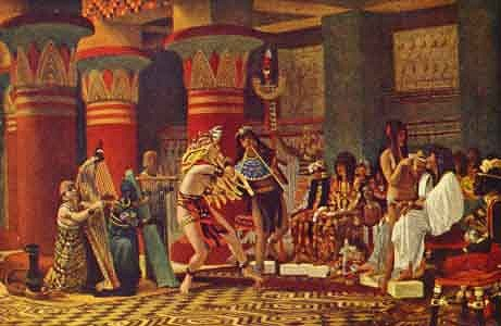 Egyptian Myth and Legend Index