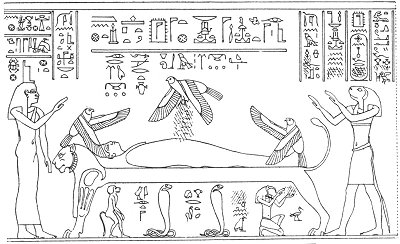 Legends of the Gods, The Egyptian Texts: Introduction: Summary: V