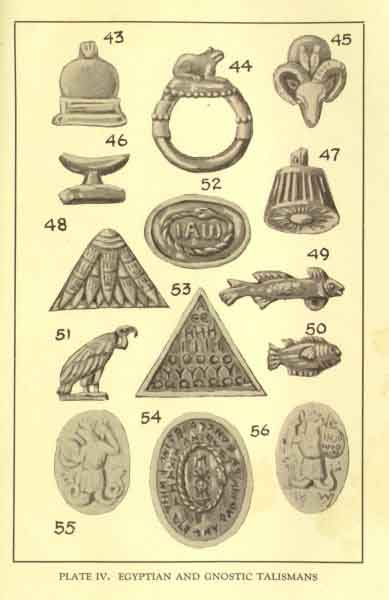 egyptian magic symbols