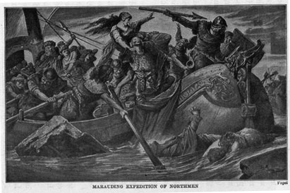 vikings middle ages thesis invasions vikings into england For those who still want to argue with me about whether there is a connection between the celts and the vikings, please take note of this image.