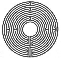 Labyrinth (Public Domain Image)