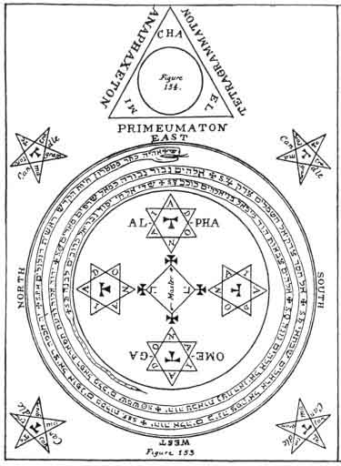 the lesser key of solomon  goetia  the magical triangle of