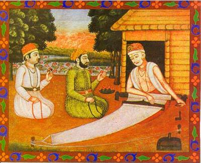 The Songs of Kabir Index