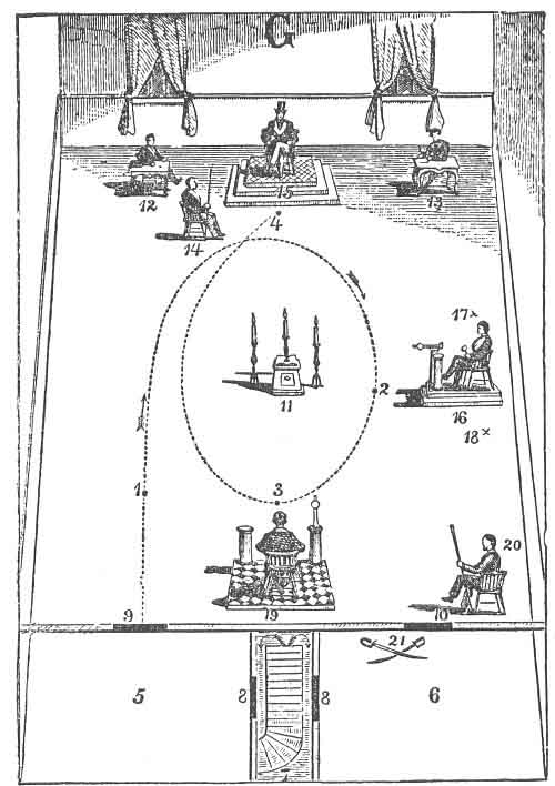 Duncan's Masonic Ritual and Monitor: Entered Apprentice, or
