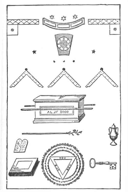 Duncans Masonic Ritual And Monitor Royal Arch Or Seventh Degree