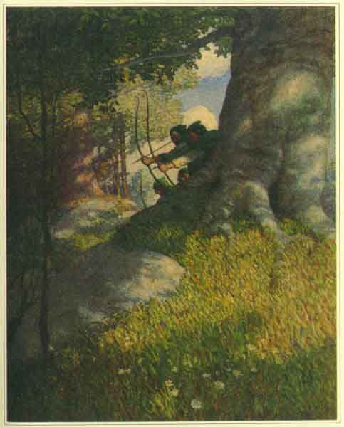 N.C. Wyeth -updated- 3/02/04