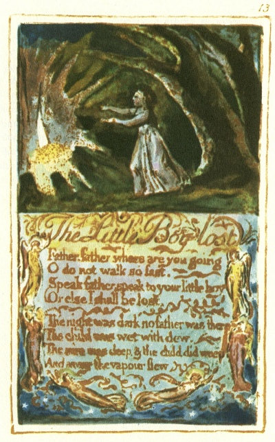 Songs of Innocence and of Experience: Songs of Innocence ...
