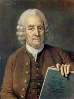 artist portrait of swedenborg