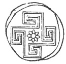 FIG. 27. CRETAN COIN. (Numismatic Chronicle, vol. xx. (new series), pl. iii., No. 6.)
