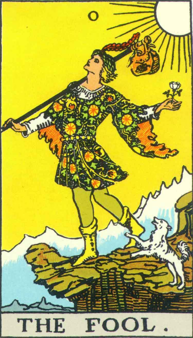 The Fool: Tarot Card Comparison: The Fool