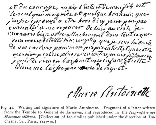 marie antoinette letter to her mother 1773 essay Entranced she was able to produce long passages of automatic writing-some-  times in a language  compositions2 yet the marie antoinette cycle was, if  anything, even more col- orful  masquerade ball, she recognized her mother's  costume-of the louis xvi  trianon ghosts in a lengthy essay in encounterl8  why so.
