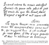 Fig. 3. Handwriting of Leopold.