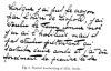 Fig. 6. Normal Handwriting of Mlle. Smith