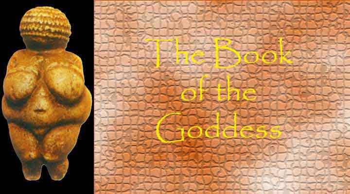 book of the goddess index